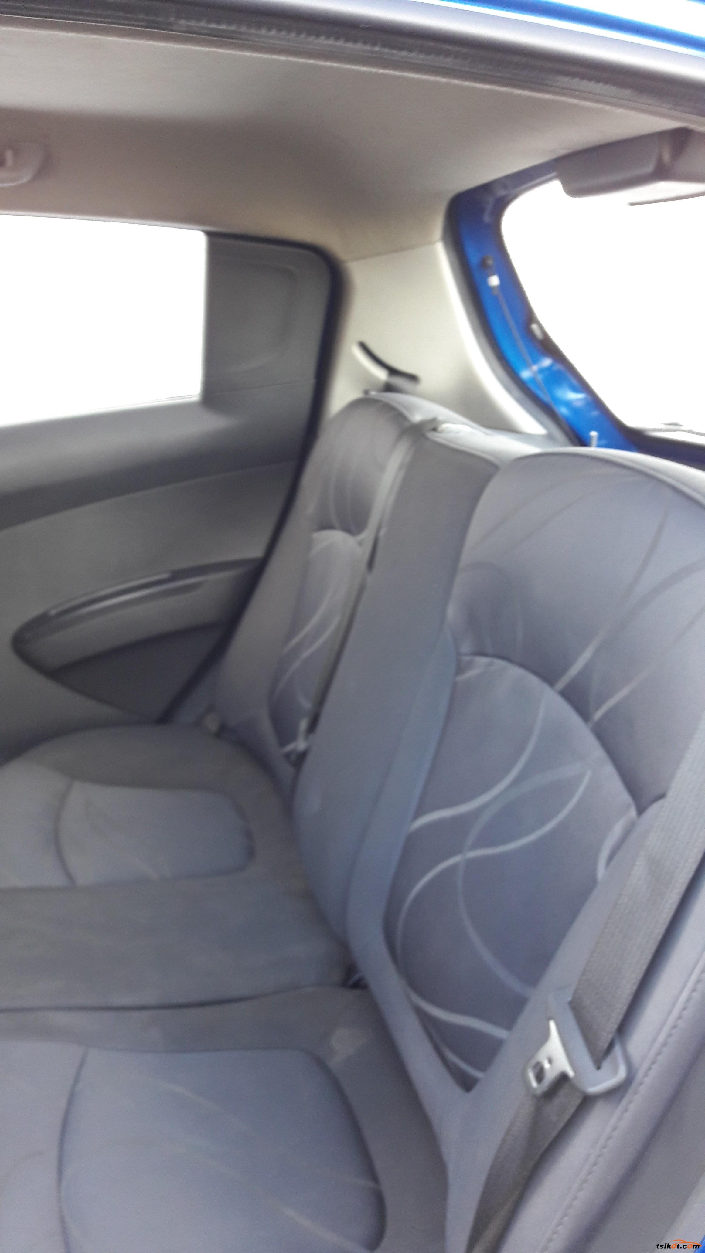Chevrolet Spark 2012 - 10