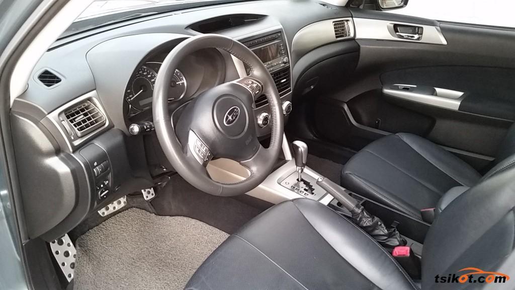 Subaru Forester 2010 - 5