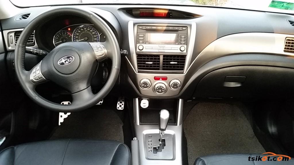 Subaru Forester 2010 - 8