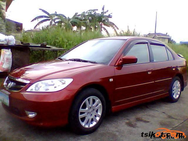 honda civic 2005 car for sale cagayan valley. Black Bedroom Furniture Sets. Home Design Ideas