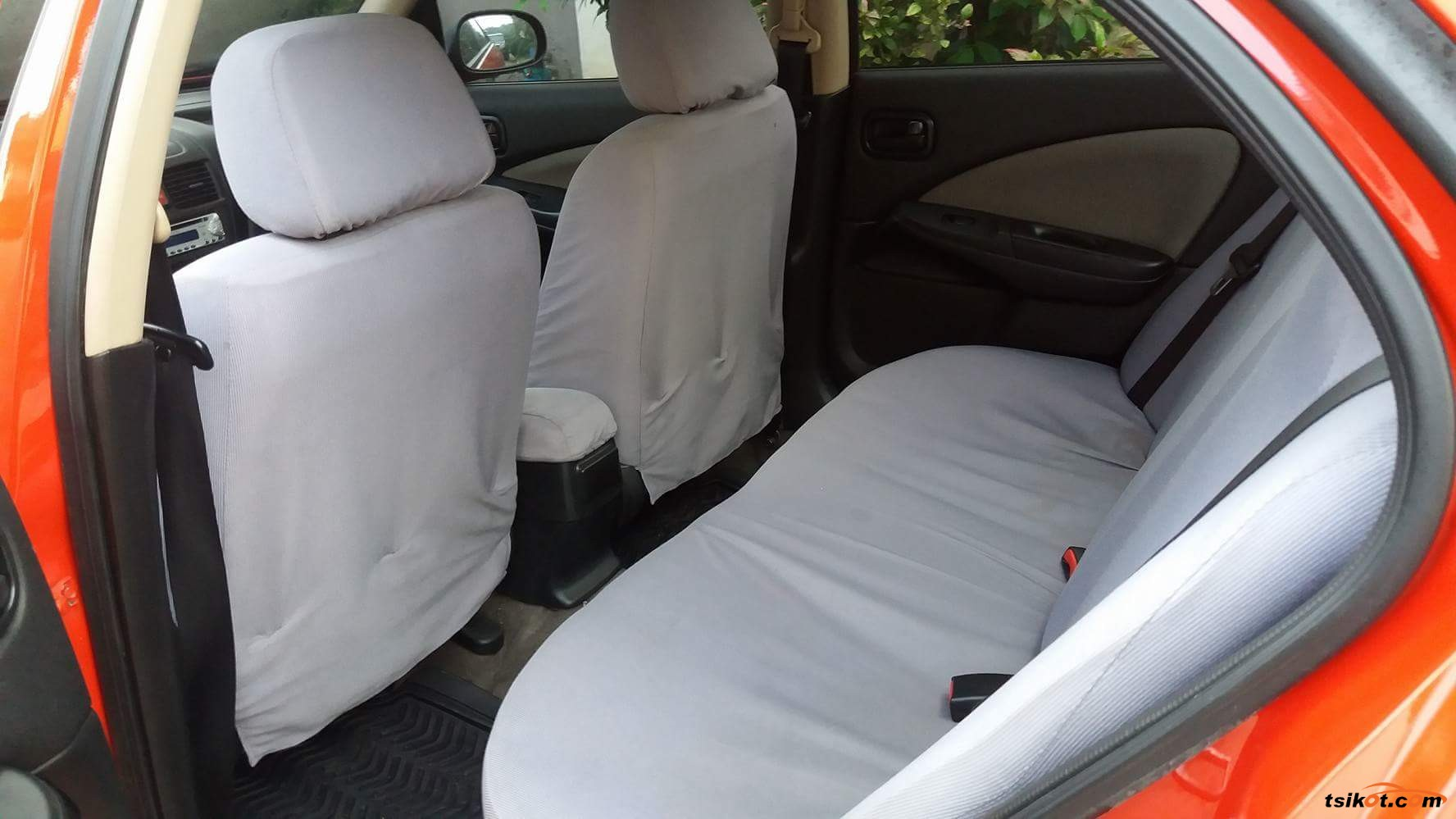Nissan Sentra 2005 - 2