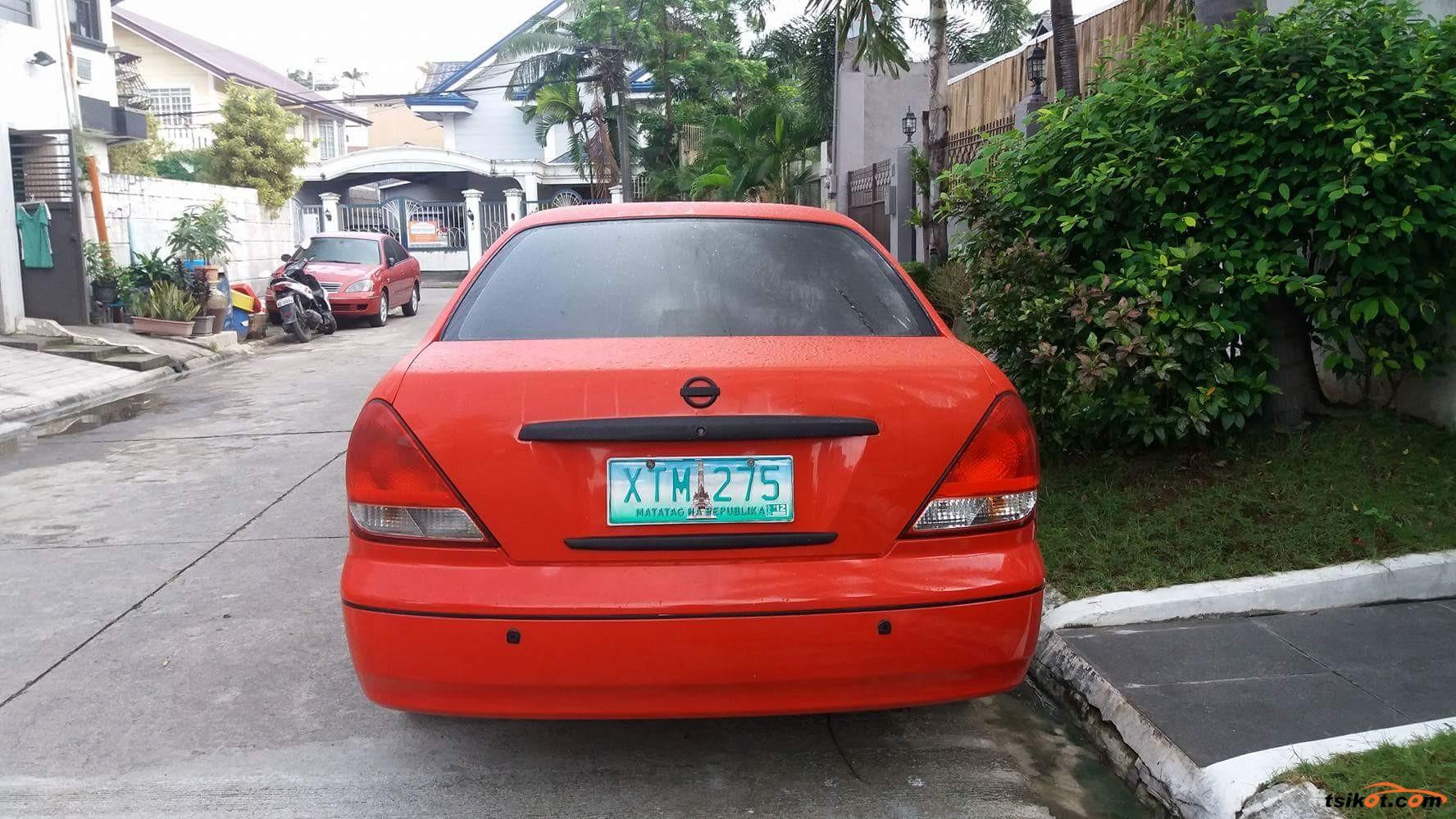 Nissan Sentra 2005 - 4