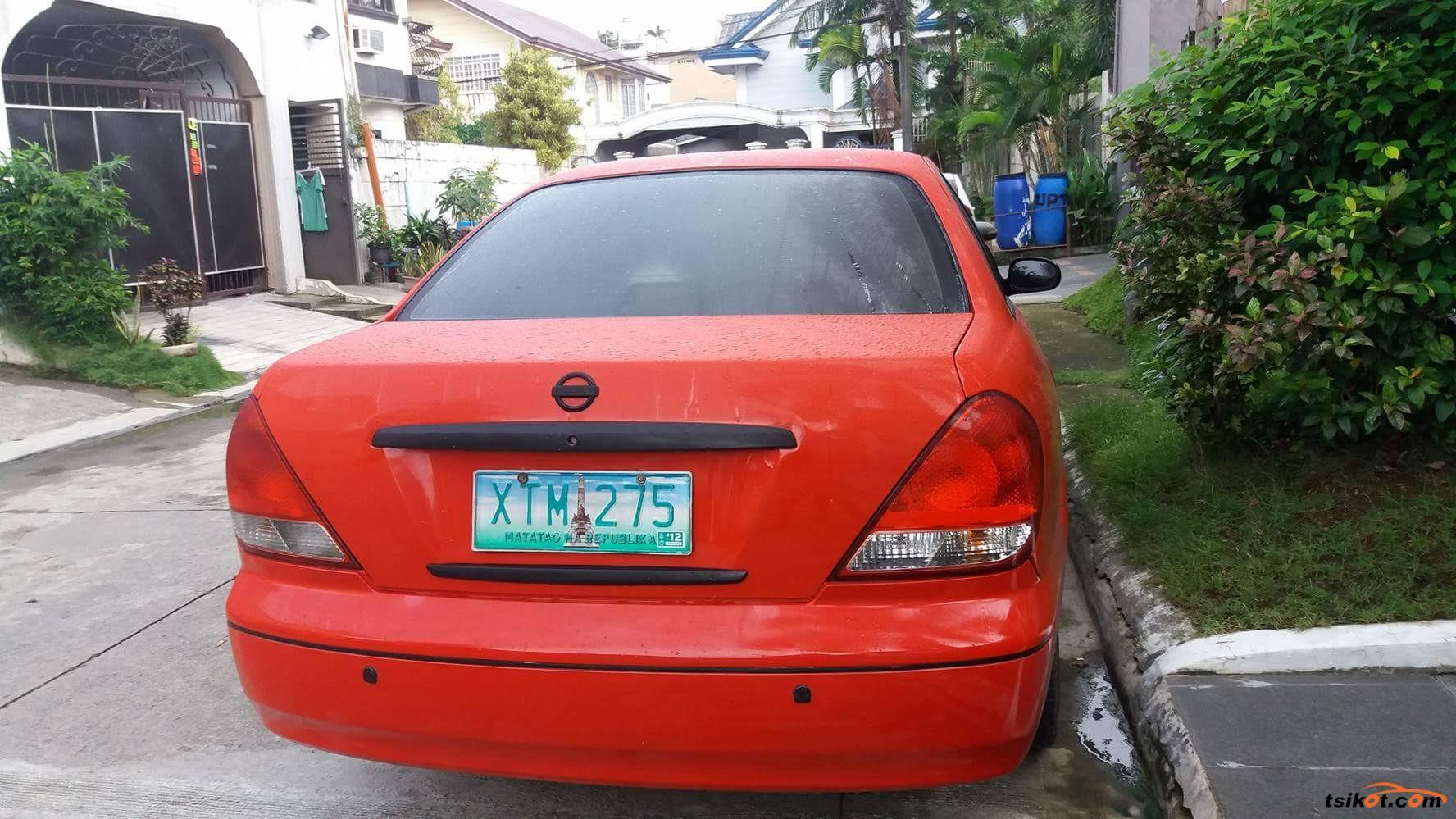 Nissan Sentra 2005 - 5