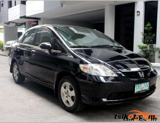 Honda City 2005 - 3