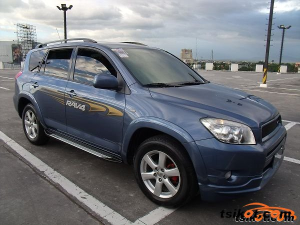 Toyota Rav4 2006 - 1