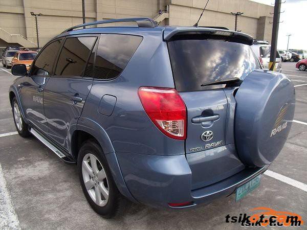 Toyota Rav4 2006 - 4