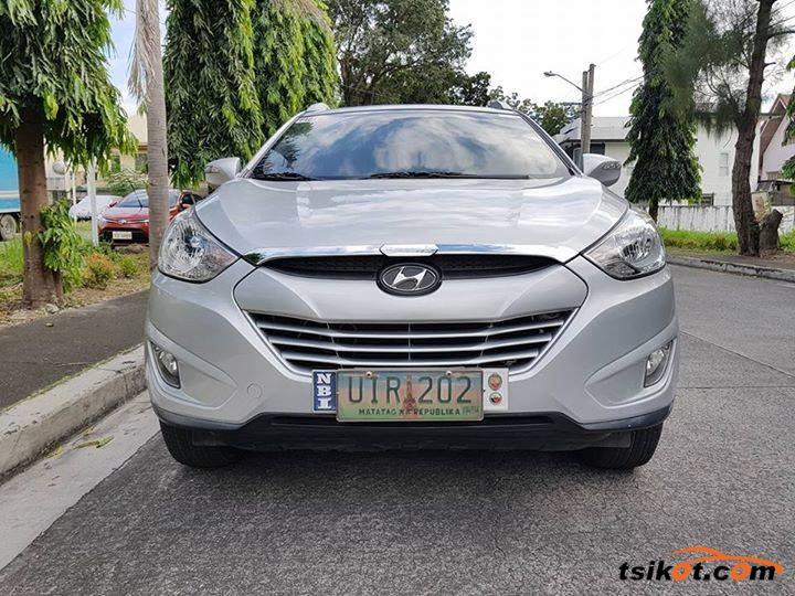 Hyundai Tucson 2012 - 1