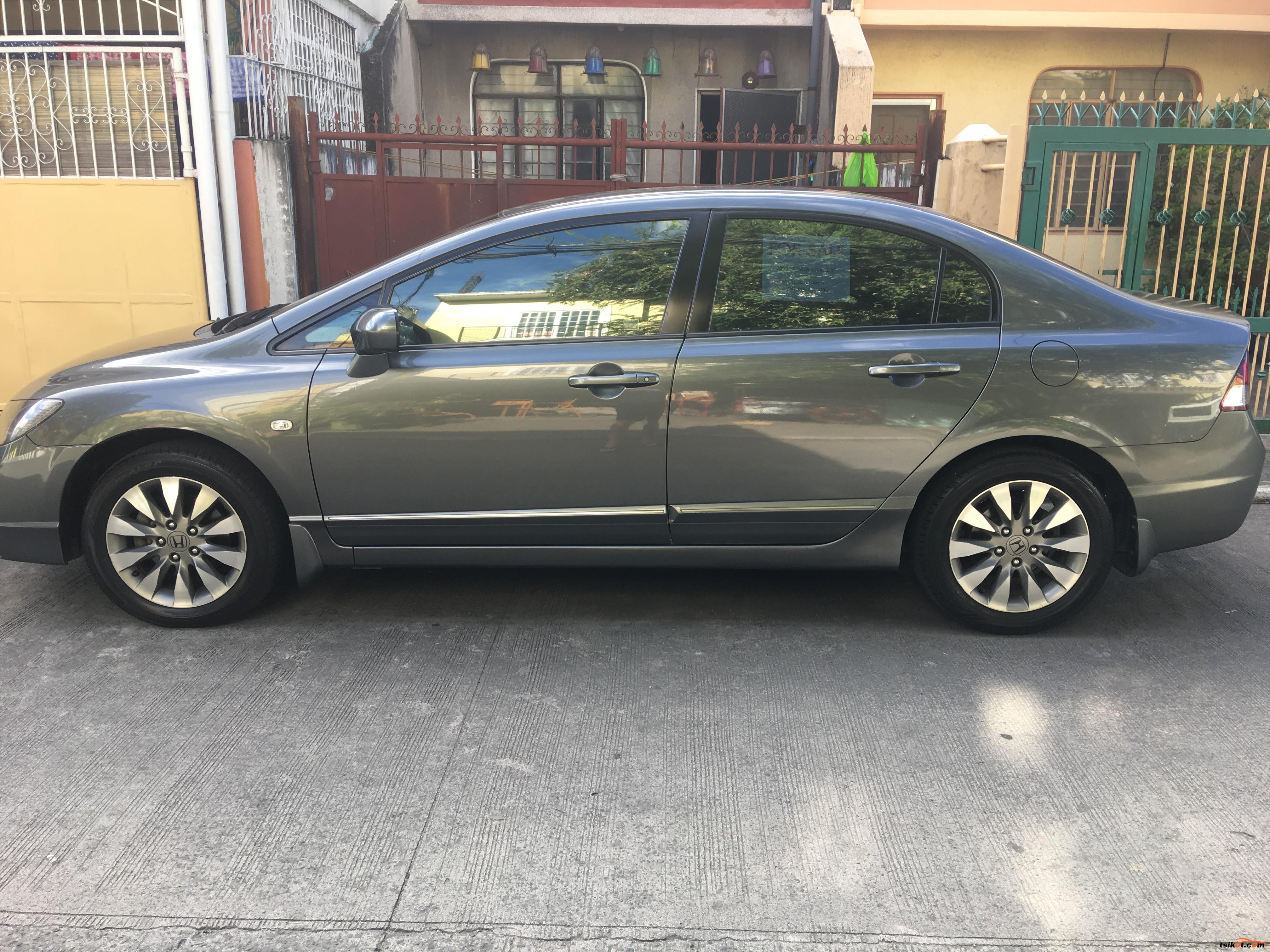 Honda Civic 2011 Car For Sale Metro Manila