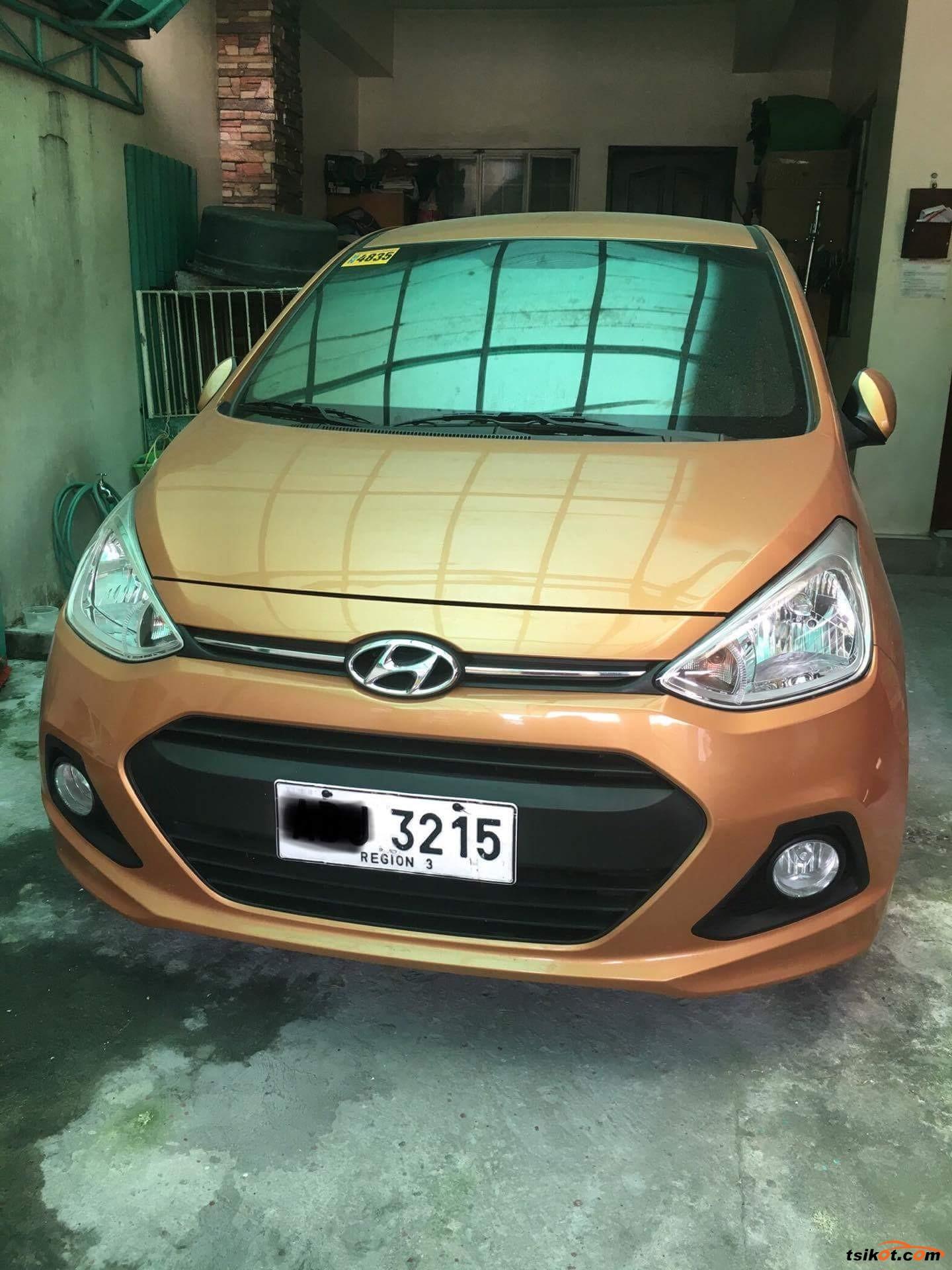 Hyundai I10 2015 - 1