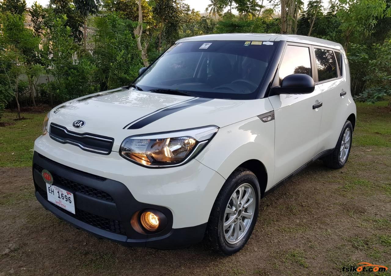 Kia Soul 2017 Car For Sale Metro Manila