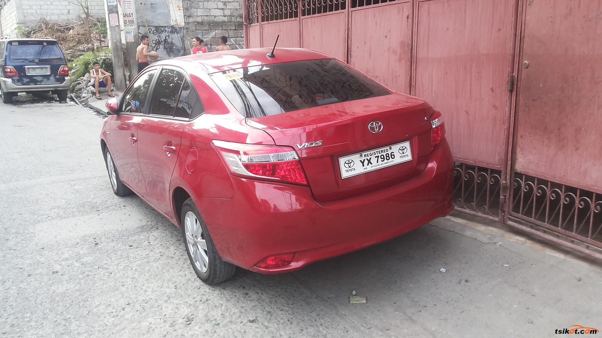 Toyota Vios 2016 - 5