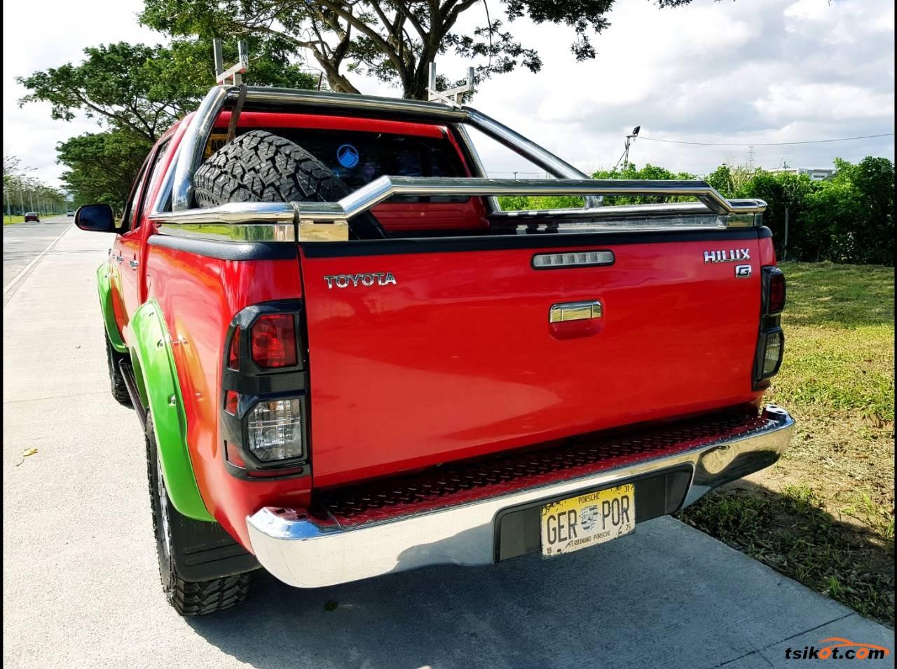 Toyota Hilux 2013 - 4