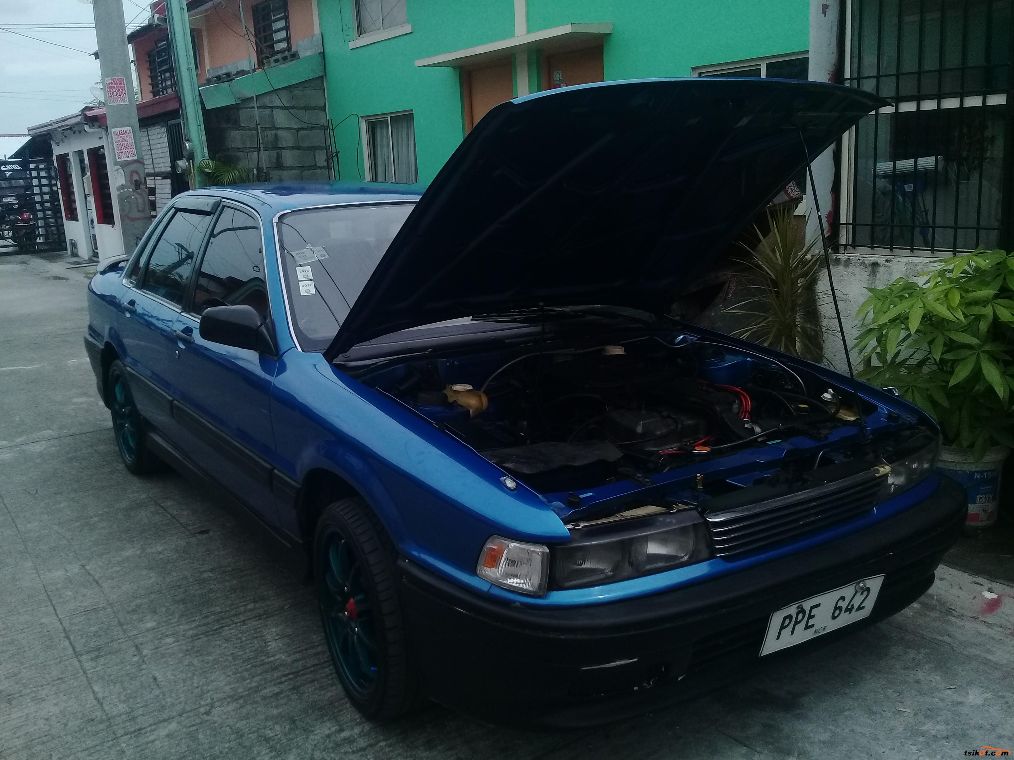Mitsubishi Galant 1992 - 10