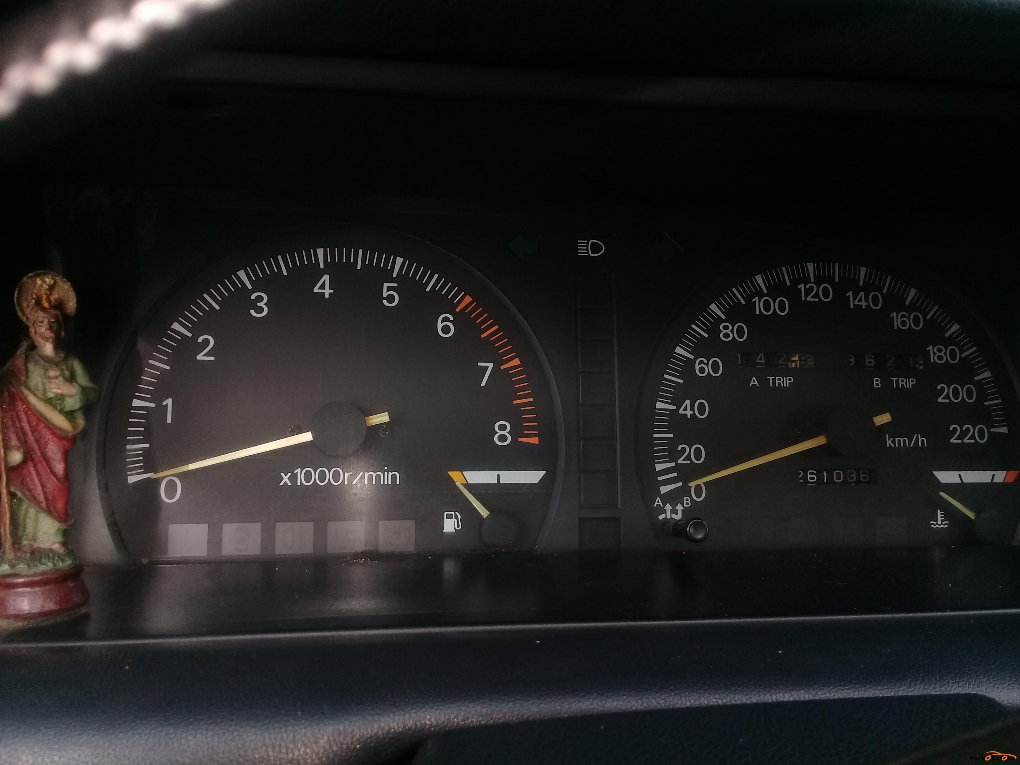 Mitsubishi Galant 1992 - 4