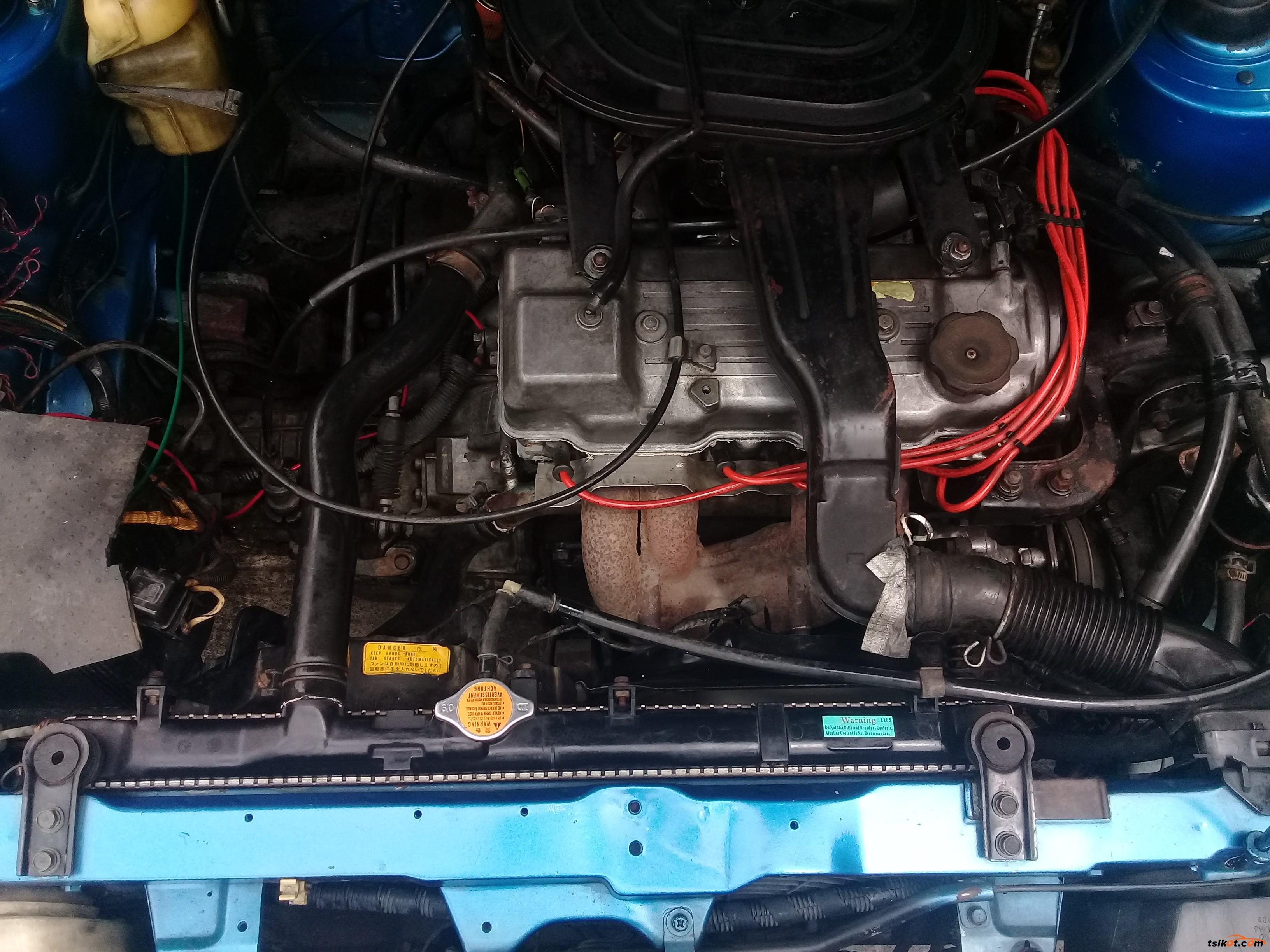 Mitsubishi Galant 1992 - 8