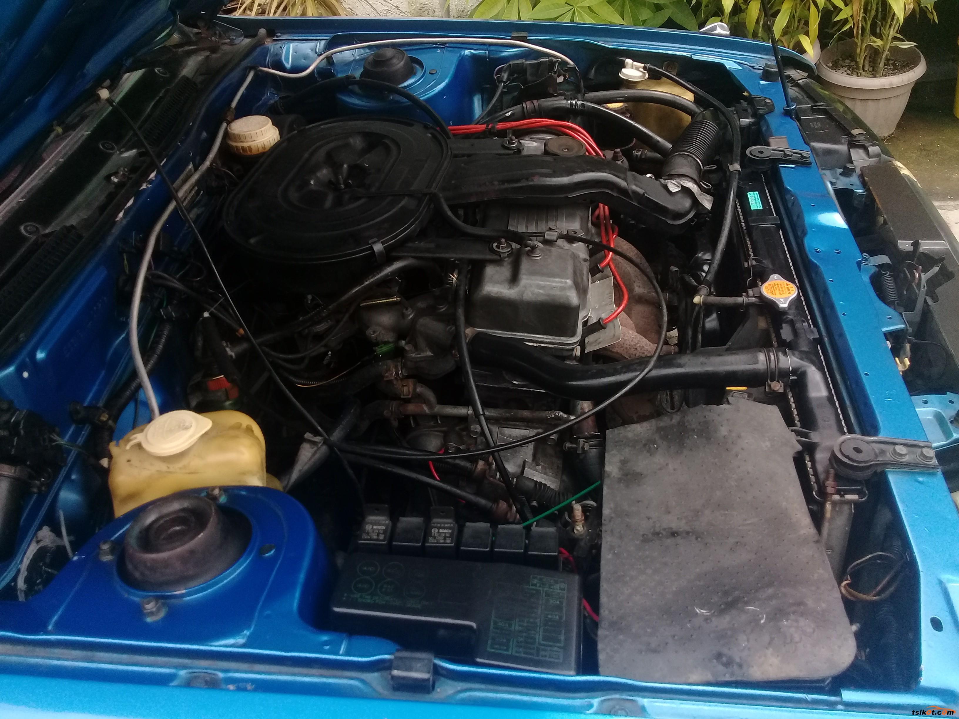 Mitsubishi Galant 1992 - 9