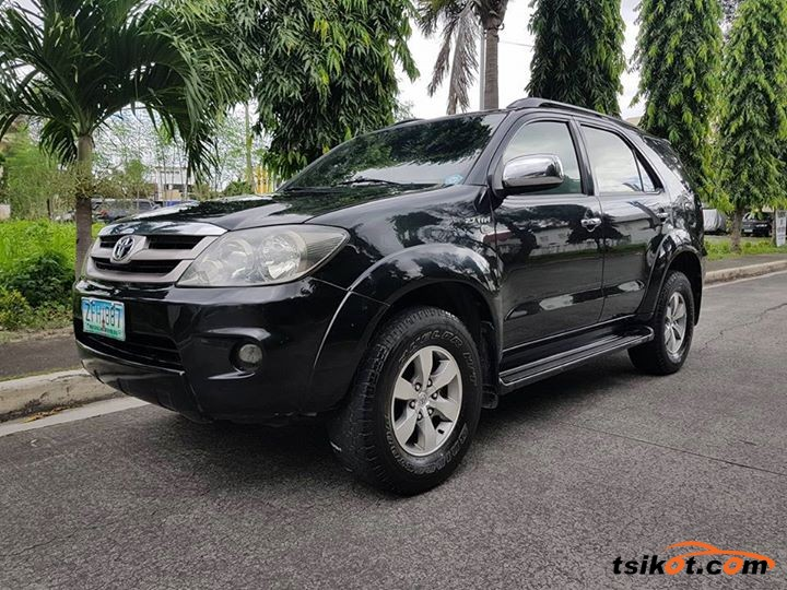 Toyota Fortuner 2006 - Car for Sale Metro Manila