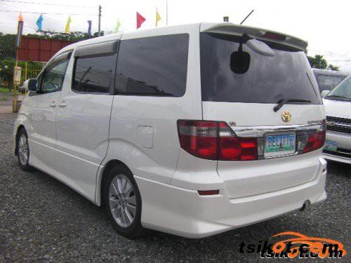 Toyota Alphard 2003 - 4