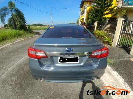 Subaru Legacy 2015 - 10