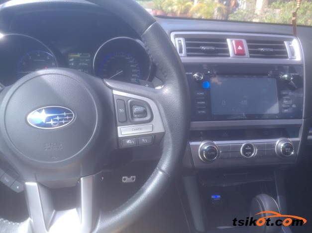 Subaru Legacy 2015 - 2