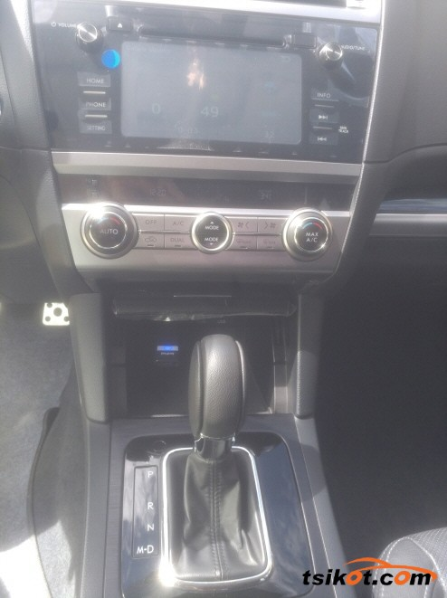 Subaru Legacy 2015 - 3