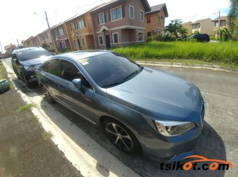 Subaru Legacy 2015 - 6