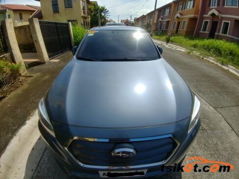 Subaru Legacy 2015 - 7