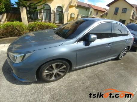 Subaru Legacy 2015 - 8
