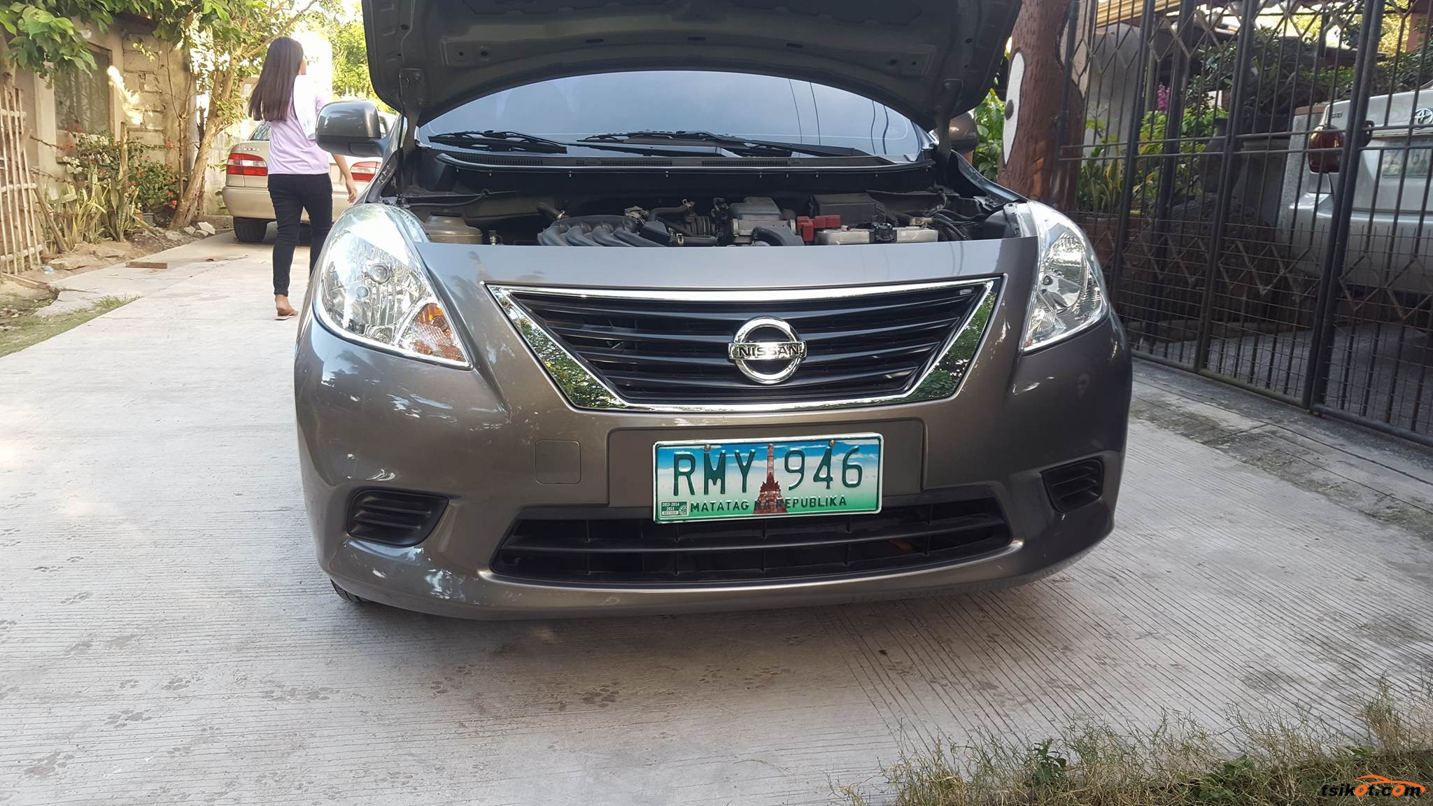 Nissan Almera 2014 - 6