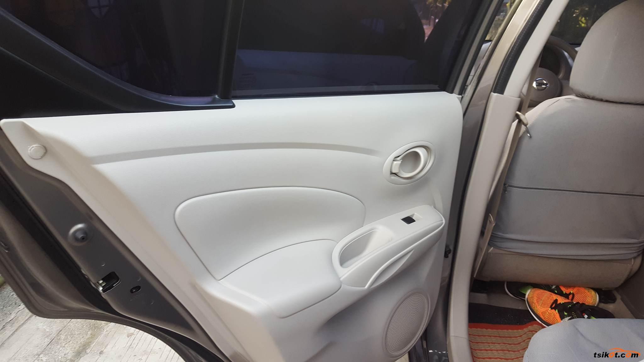 Nissan Almera 2014 - 8