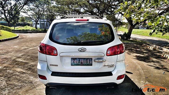 Hyundai Santa Fe 2009 - 7