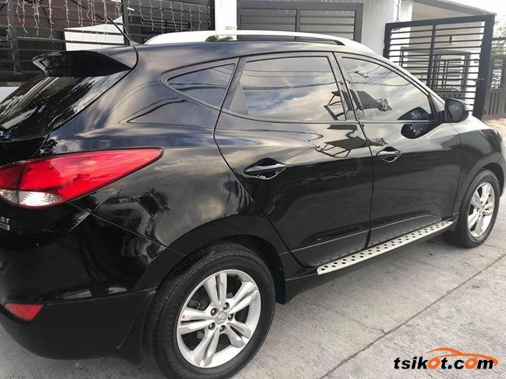 Hyundai Tucson 2010 - 3