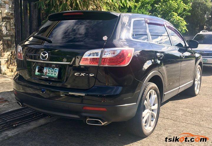 Mazda Cx-9 2011 - 8