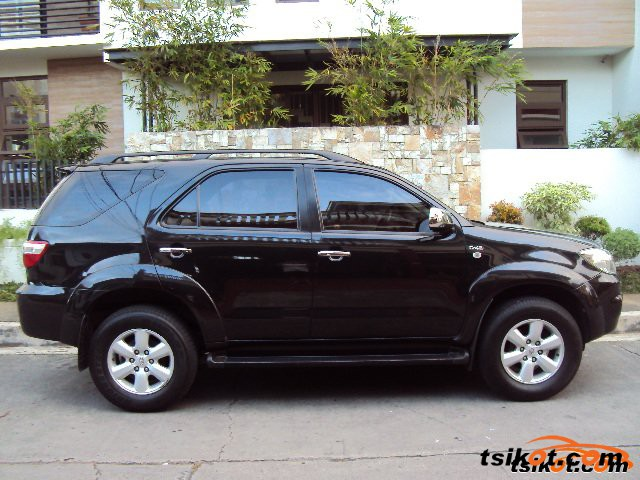 Toyota Fortuner 2011 Car For Sale Calabarzon