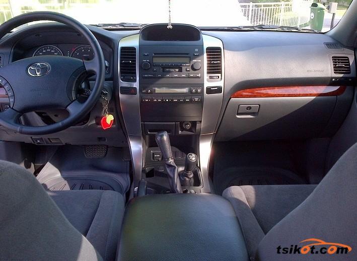 Toyota Land Cruiser 2008 - 2