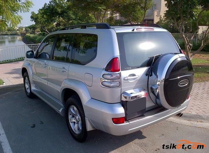 Toyota Land Cruiser 2008 - 8