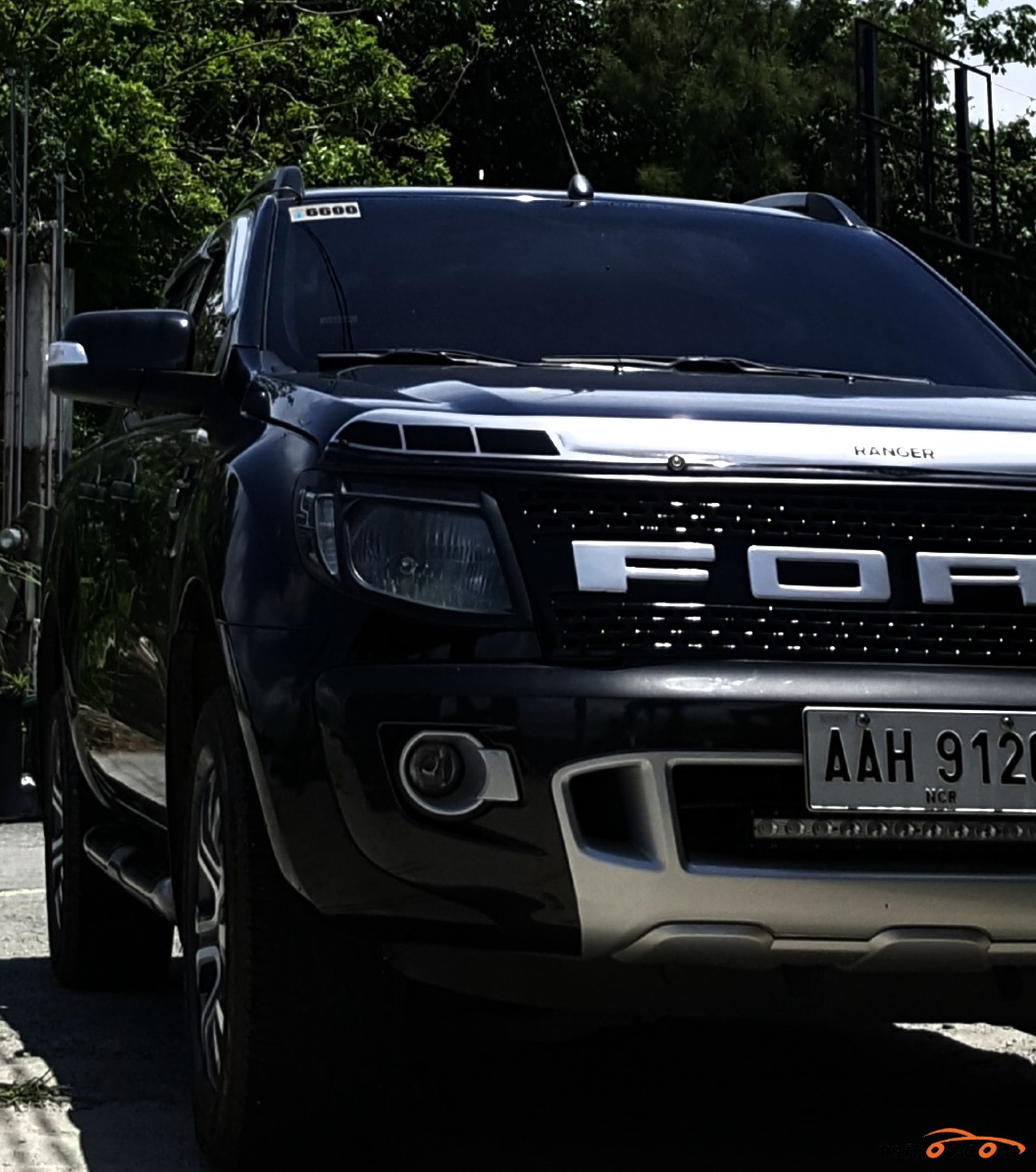 Ford Ranger 2014 Car For Sale Calabarzon Philippines