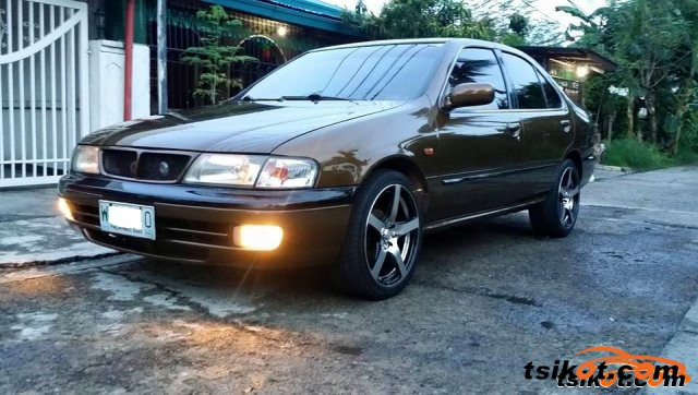 Nissan Sentra 1999 - 4