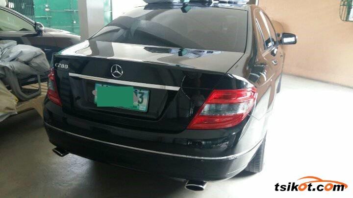 Mercedes-Benz C-Class 2008 - 3