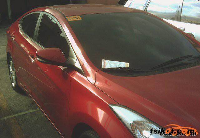 Hyundai Elantra 2013 - 4