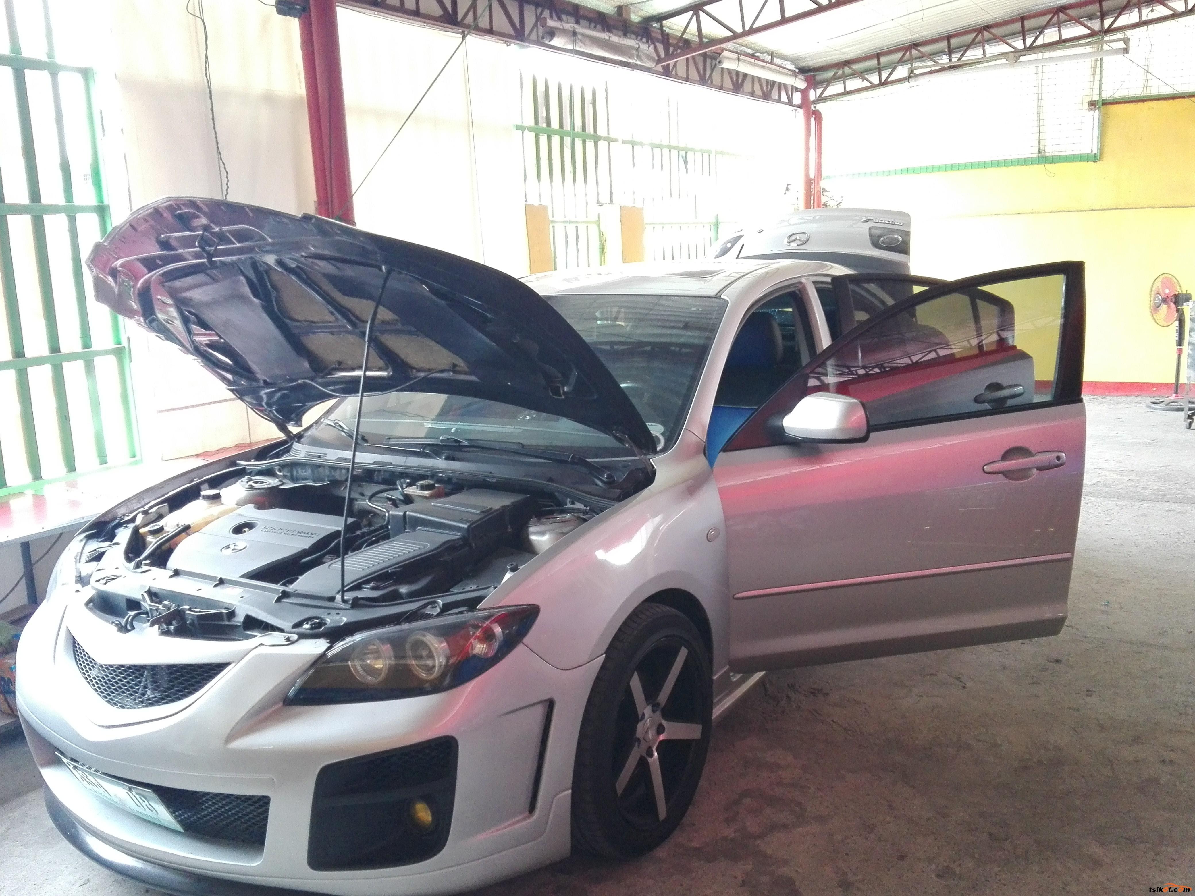 Mazda 3 2009 - 4
