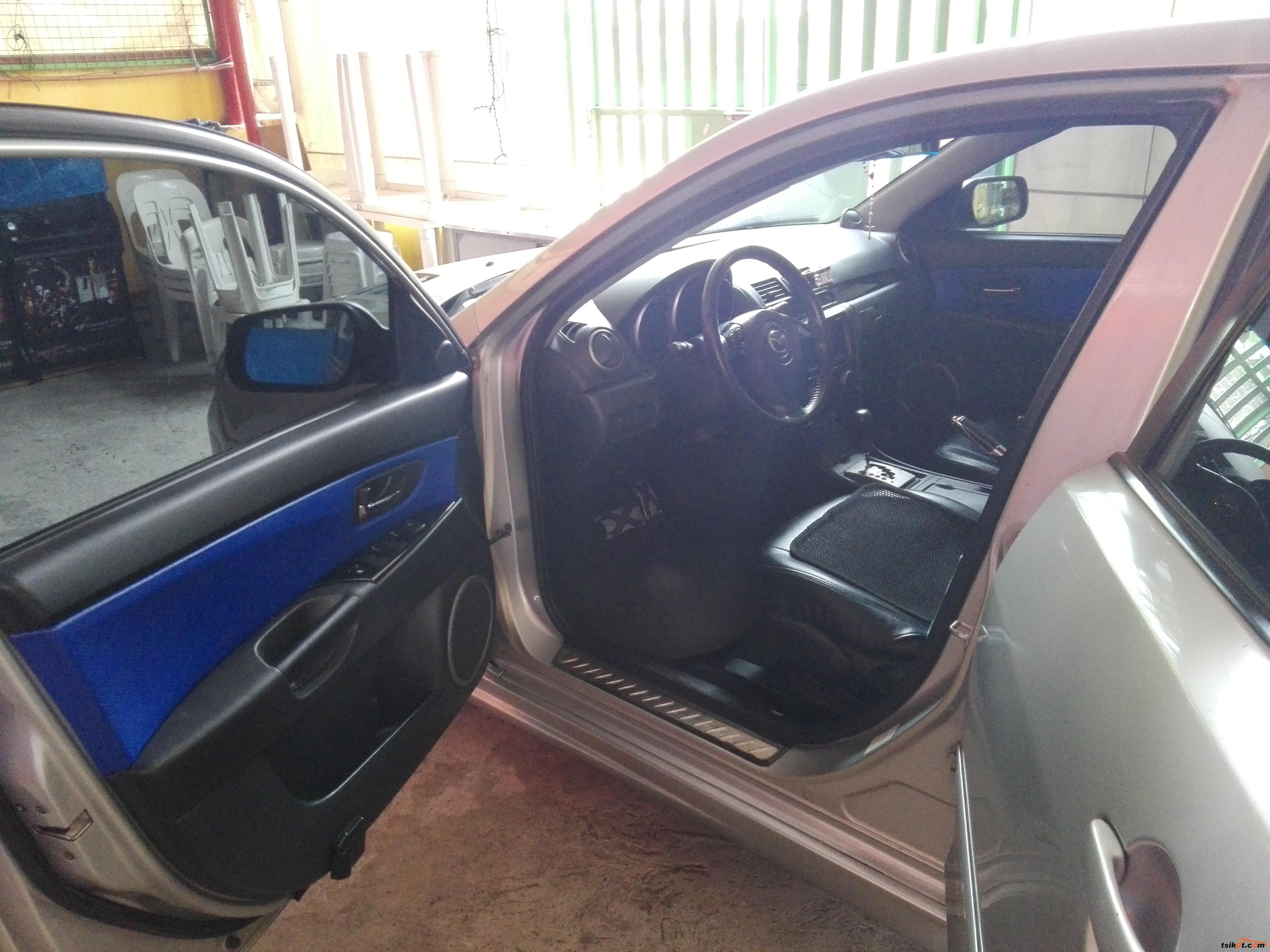 Mazda 3 2009 - 7