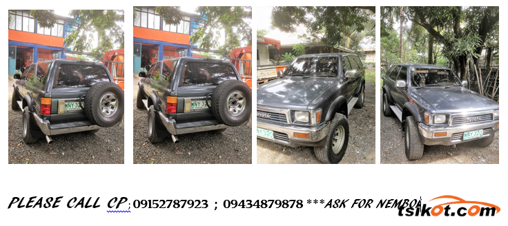 Toyota Hilux 1995 - 1