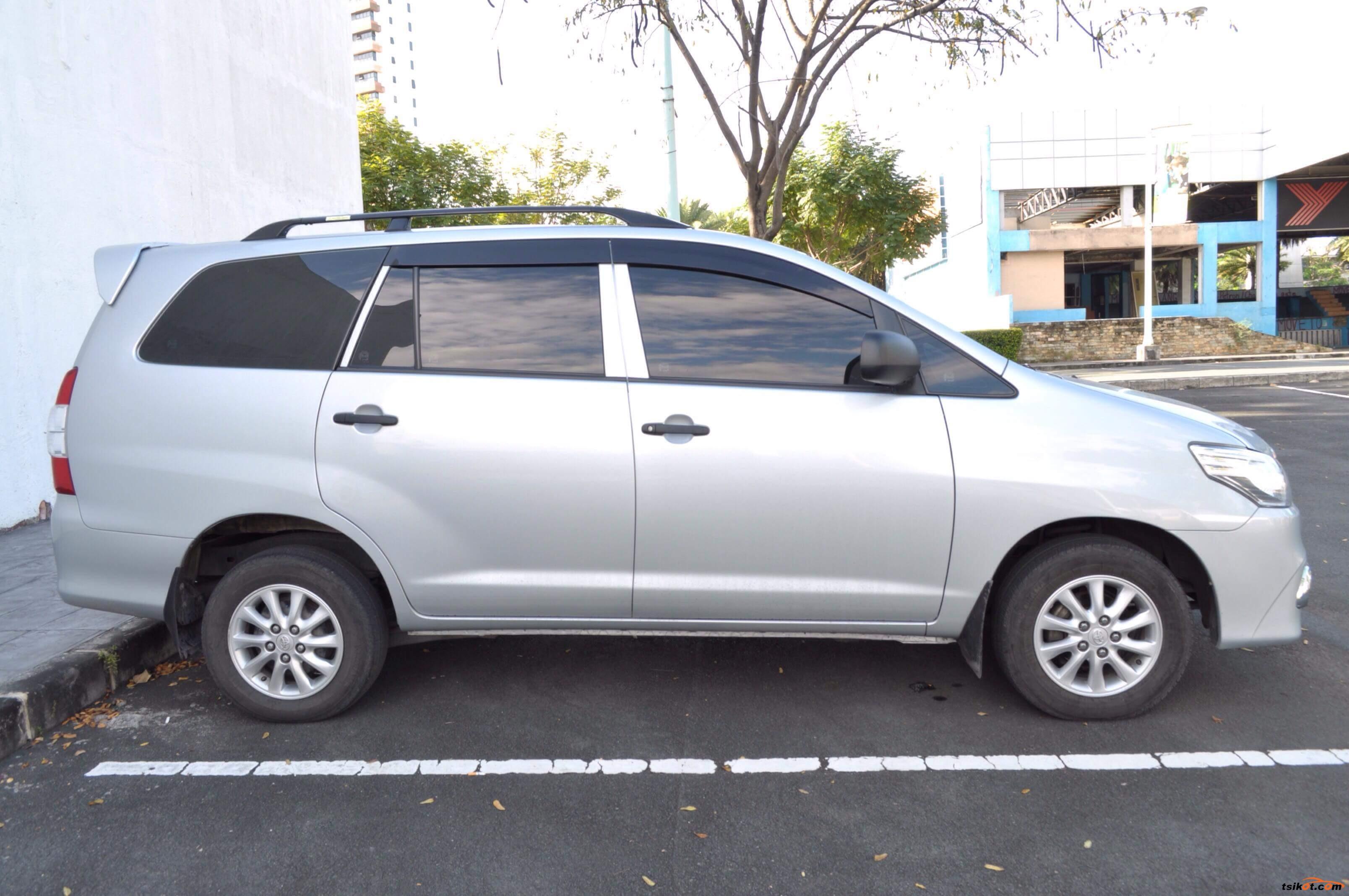 Toyota Innova 2016 Car For Sale Metro Manila