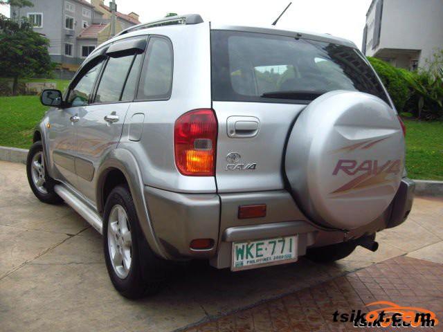 Toyota Camry 2002 - 1