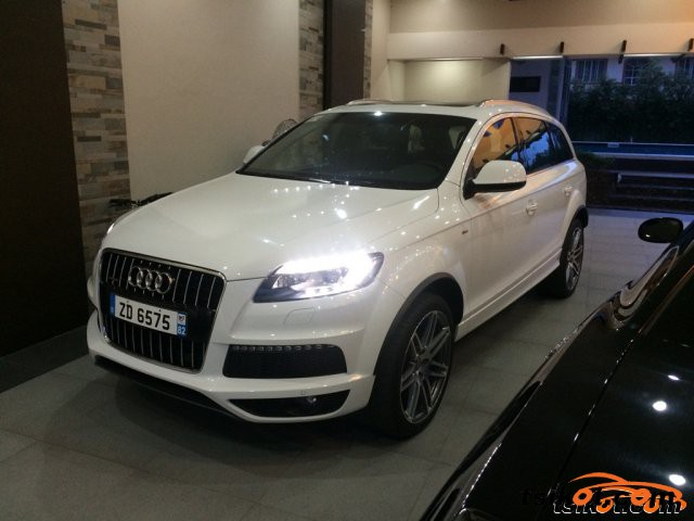 Audi Q7 2012 - 2