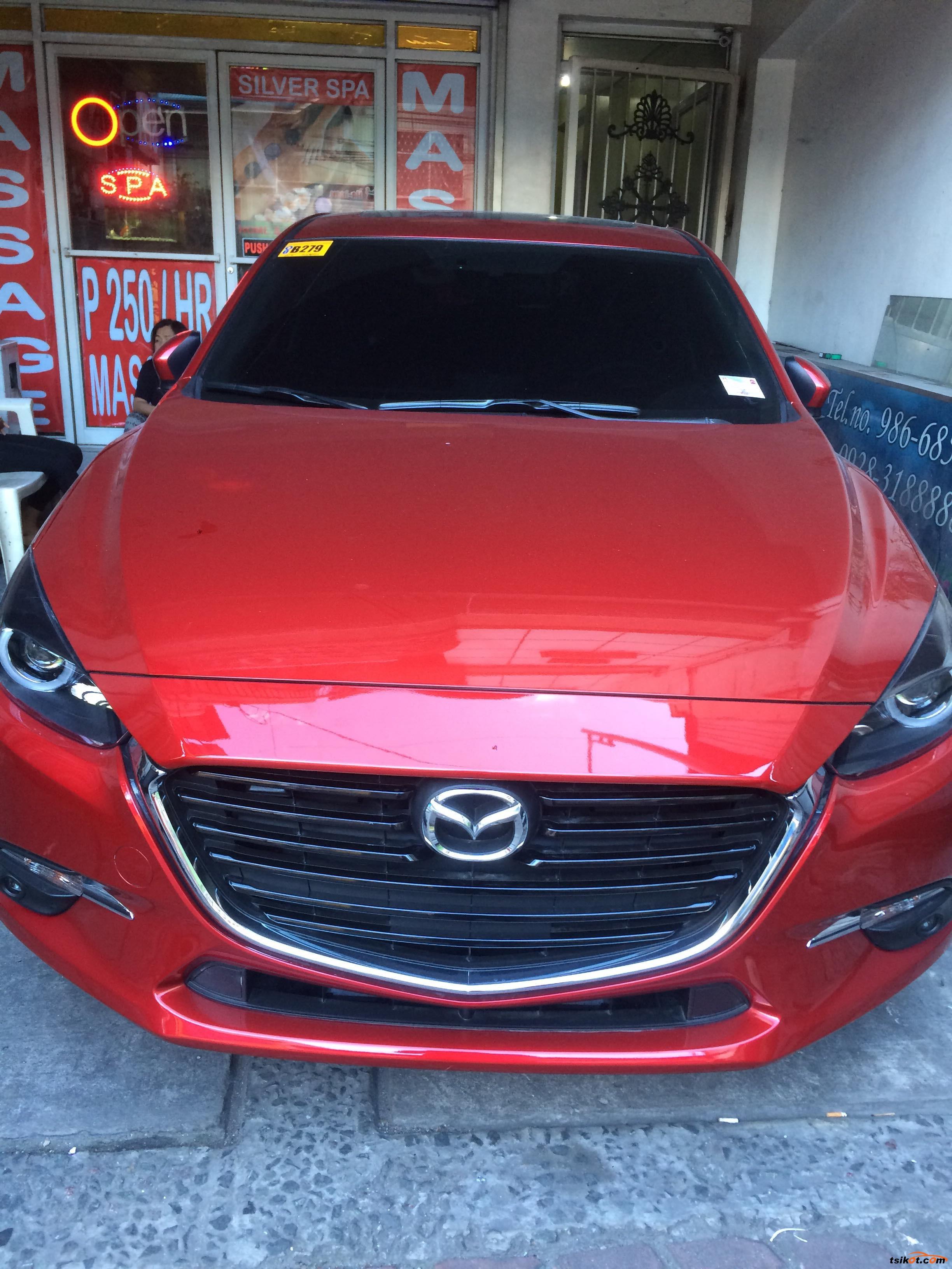 Mazda Mazda3 2017 - 1
