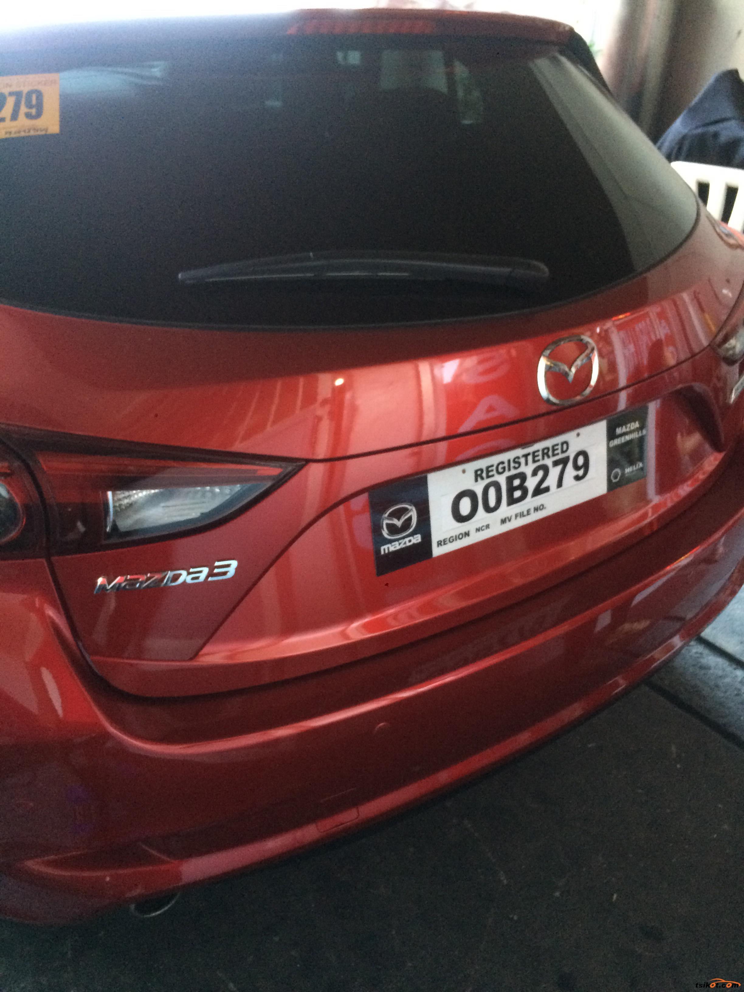 Mazda Mazda3 2017 - 9
