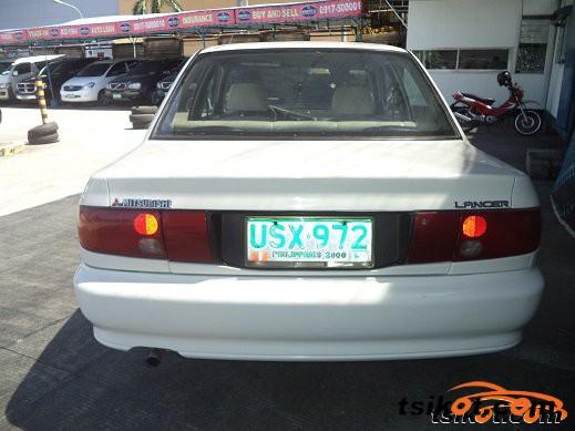 Mitsubishi Lancer 1997 - 6