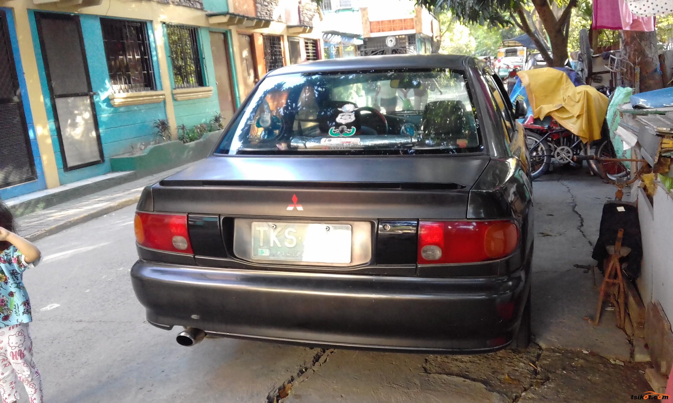 Mitsubishi Lancer 1994 - 2